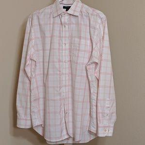 """Banana Republic Men's shirt sz L 16-16.5"""" neck"""